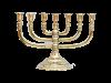 APC232G - Candelabro ebraico