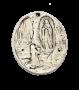 AMC399S - Medaglione Confraternita