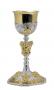 ACA702GS - Calice oro argento