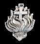 AEX518S - Fiamma con croce