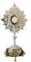 AOS803GS - Ostensorio base argento